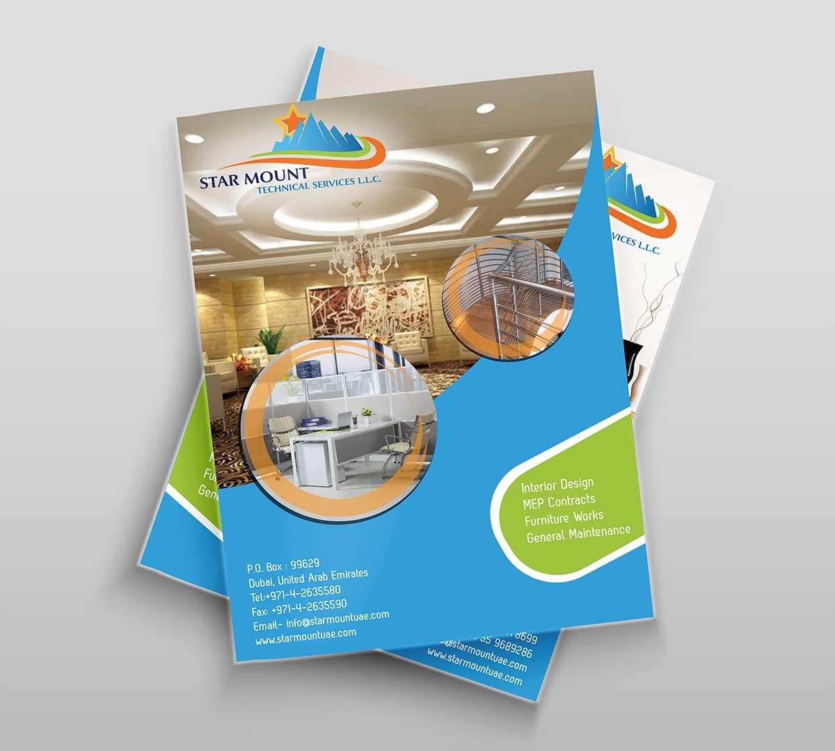 Brochure Design Abu Dhabi Creative Design Abu Dhabi